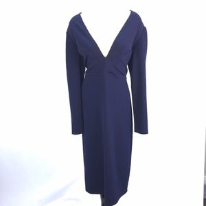 NWT ASOS Plunging Dress